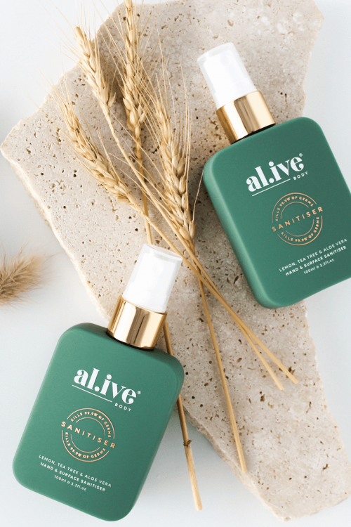 Al.ive Hand And Surface Sanitiser