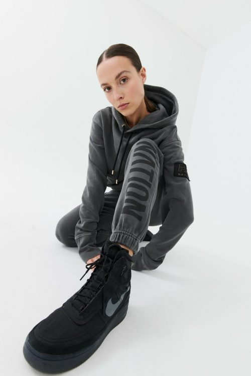 Mid Game Trackpant Charcoal