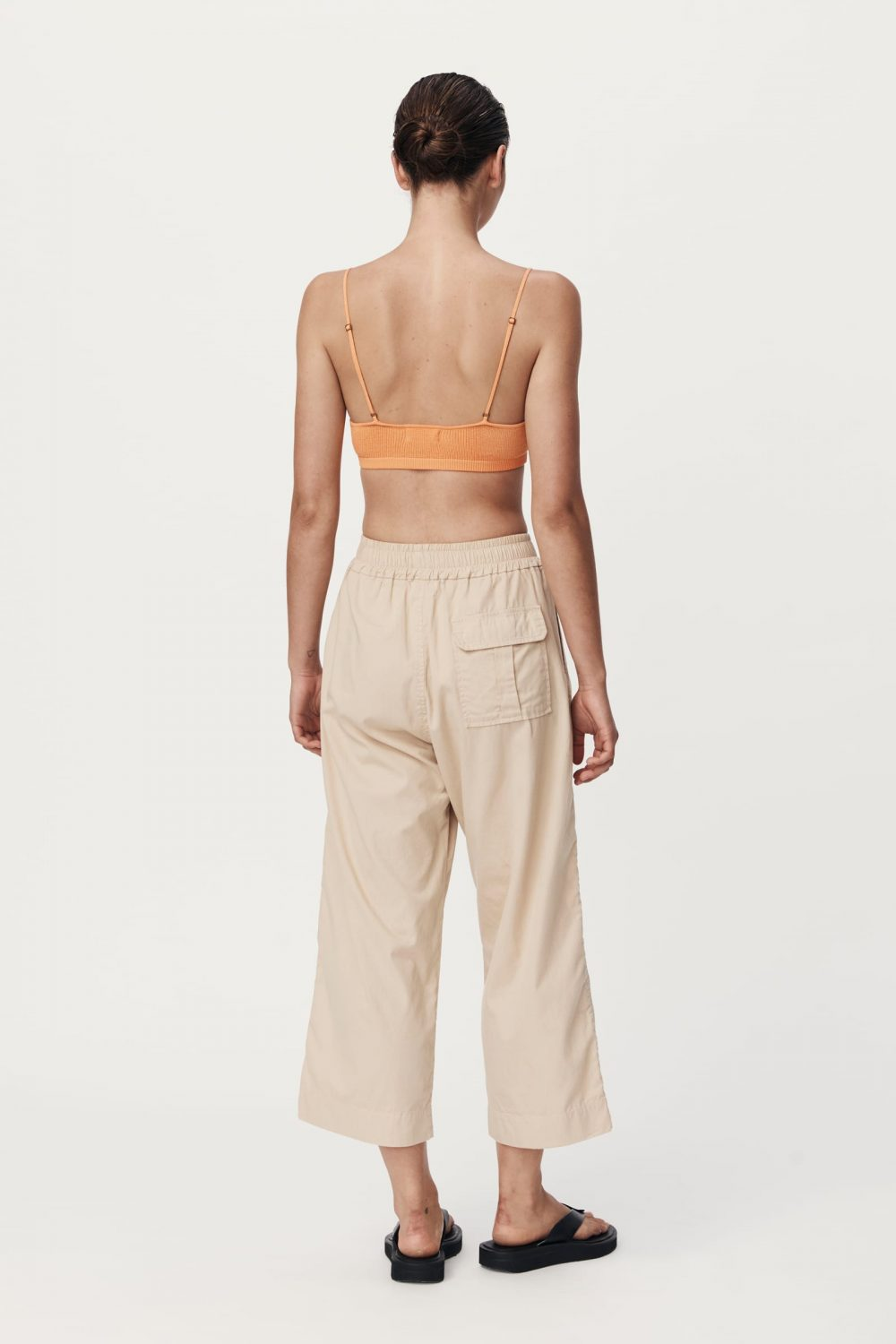 Rowie The Label Rs21 Popf Phillip Organic Pant Fawn Spring21 0144