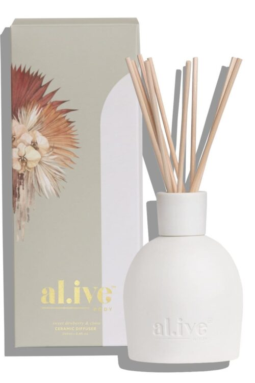 Alive Home Sweet Dewberry And Clove Diffuser