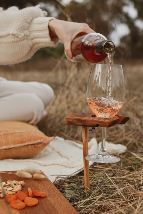 Winestains Nomad Picnic Stake